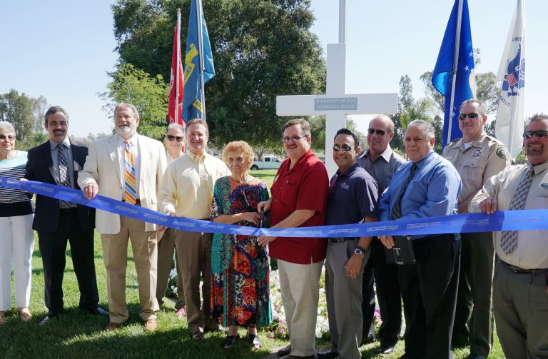 Arroyo Del Toro Channel Ribbon Cutting Ceremony